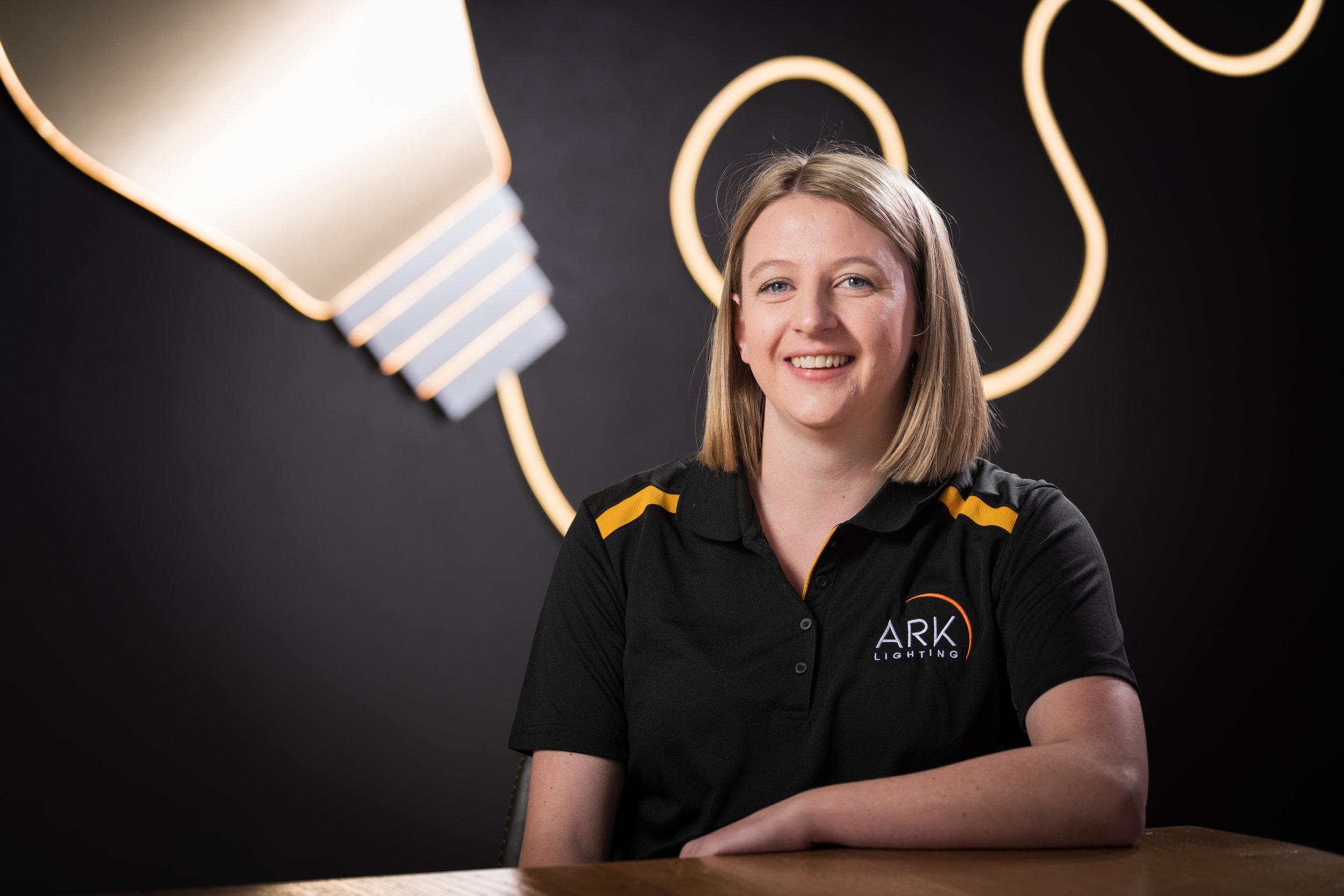 Jenna Little Ark Lighting