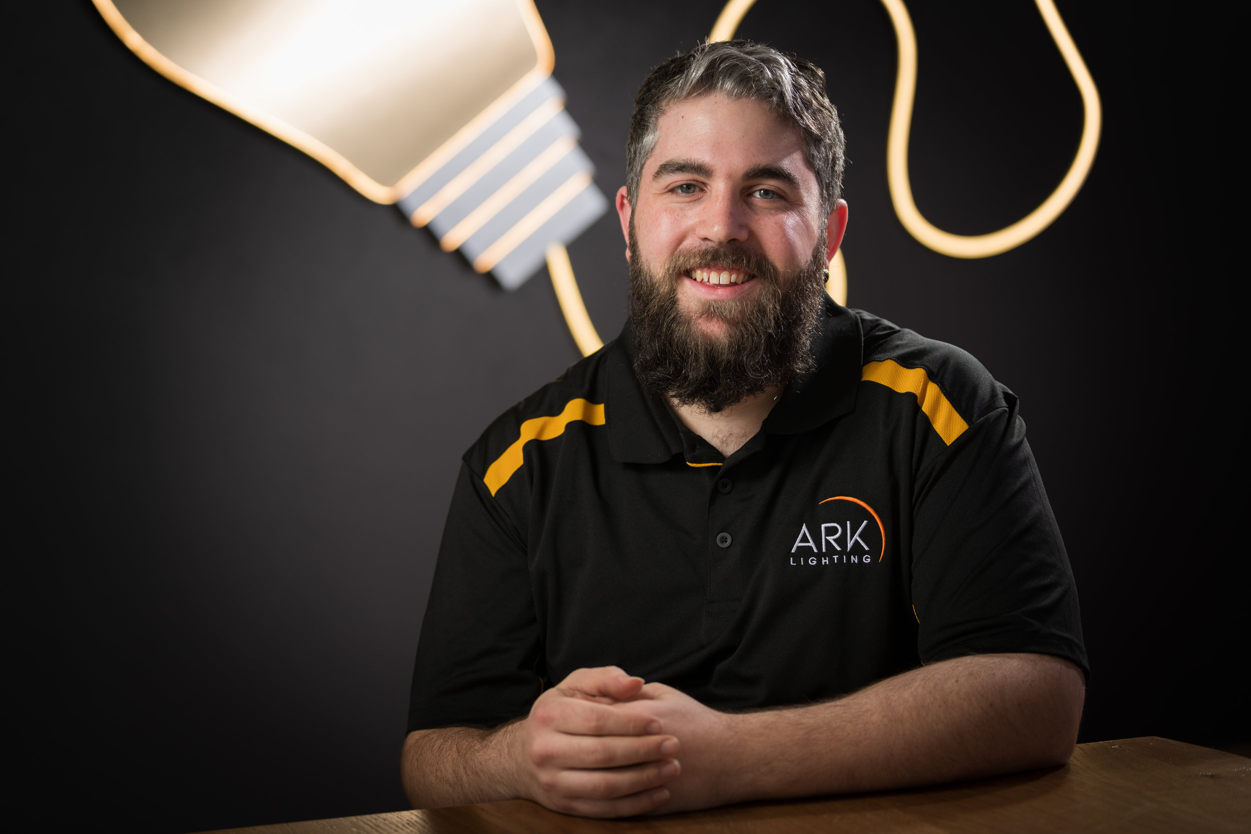 Ben McKimmie Ark Lighting