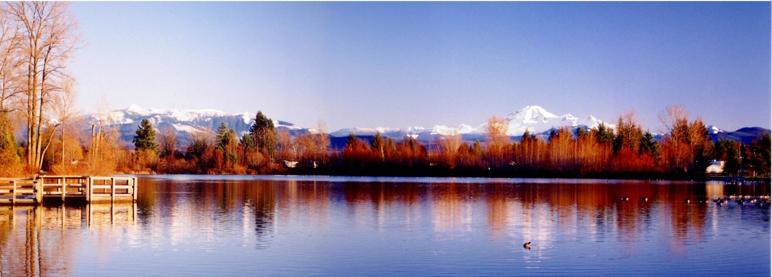 Mill Lake Park, Abbotsford, BC, Canada