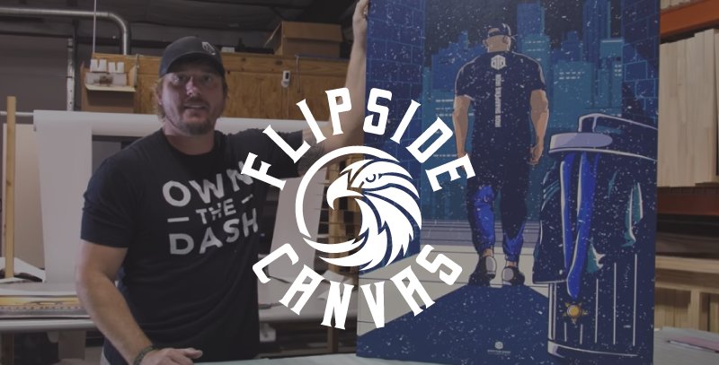 Flipside Canvas - At Flipside Canvas, we believe that art offers an opportunity to showcase your commitment to empowering yourself and others.