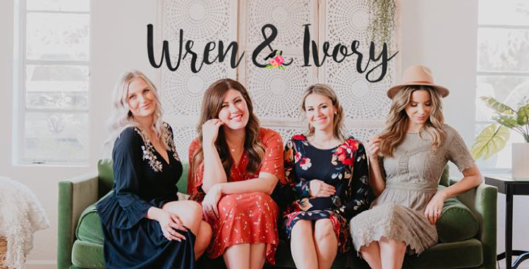Wren & Ivory - Wren & Ivory is built upon the belief that every woman deserves to feel beautiful and confident.