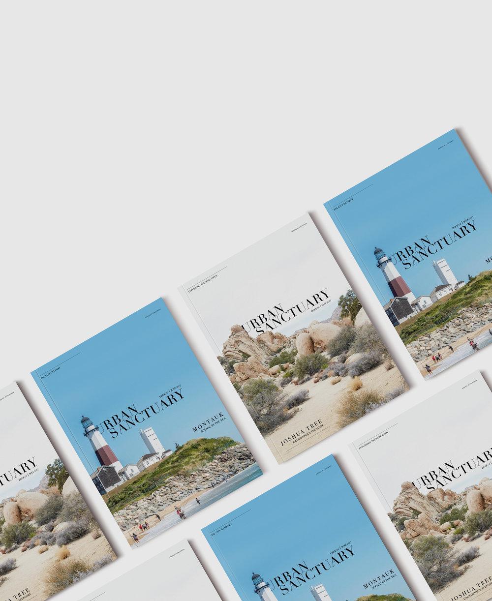 Urban Sanctuary Journal