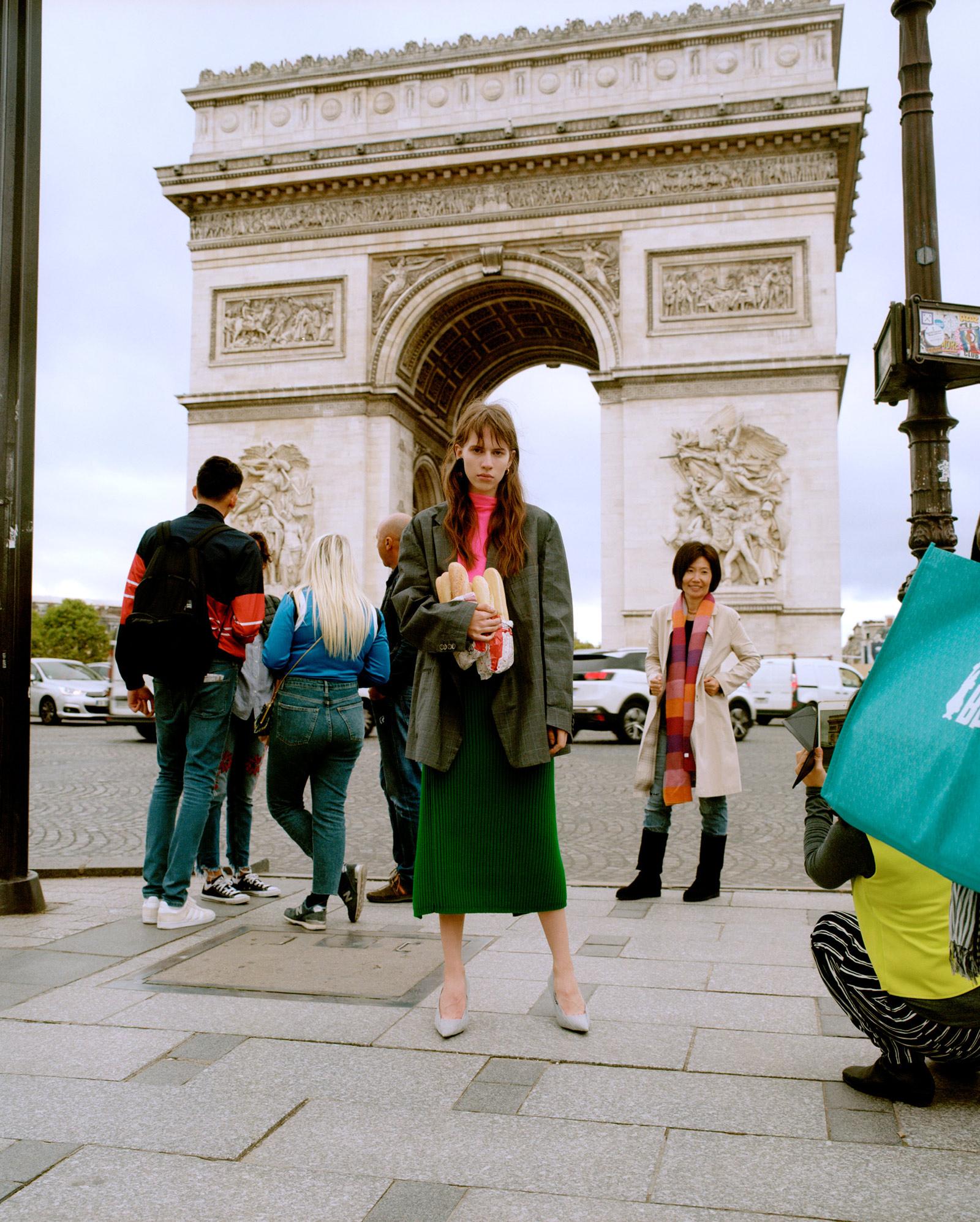 Photography by  Emmie America  Fashion by  Victoria Gogh  Model  Dasha Shevik