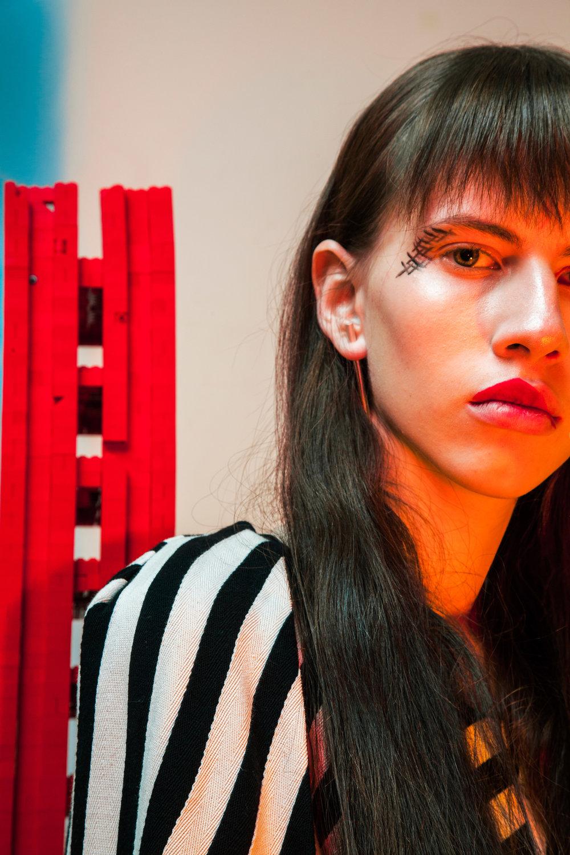 Photography by  Vlad Zorin  Fashion by  Sveta Mikhailyuk  Model  Dasha Shevik