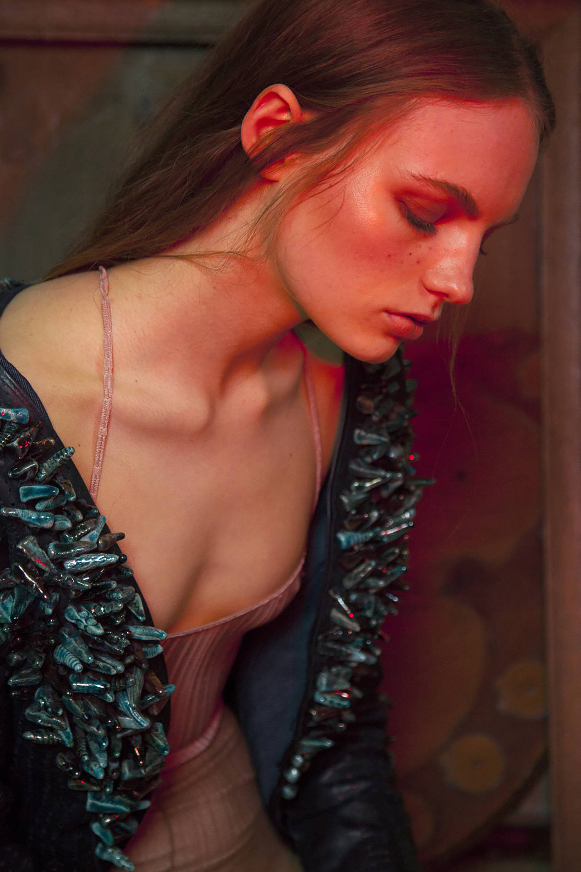 Wanda Martin by WUL Magazine