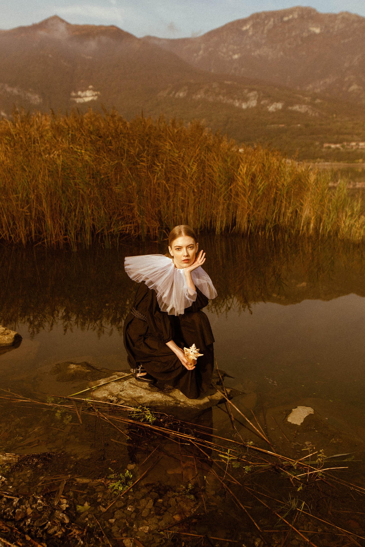 Arianna Genghini by WUL Magazine
