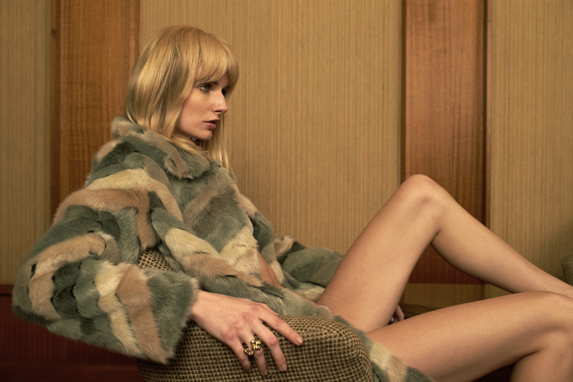 Coat  Trelise Cooper  Underwear  Lonely