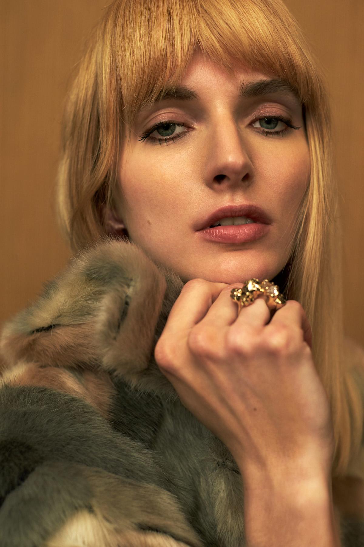 Coat  Trelise Cooper  Ring  Olivia Creber