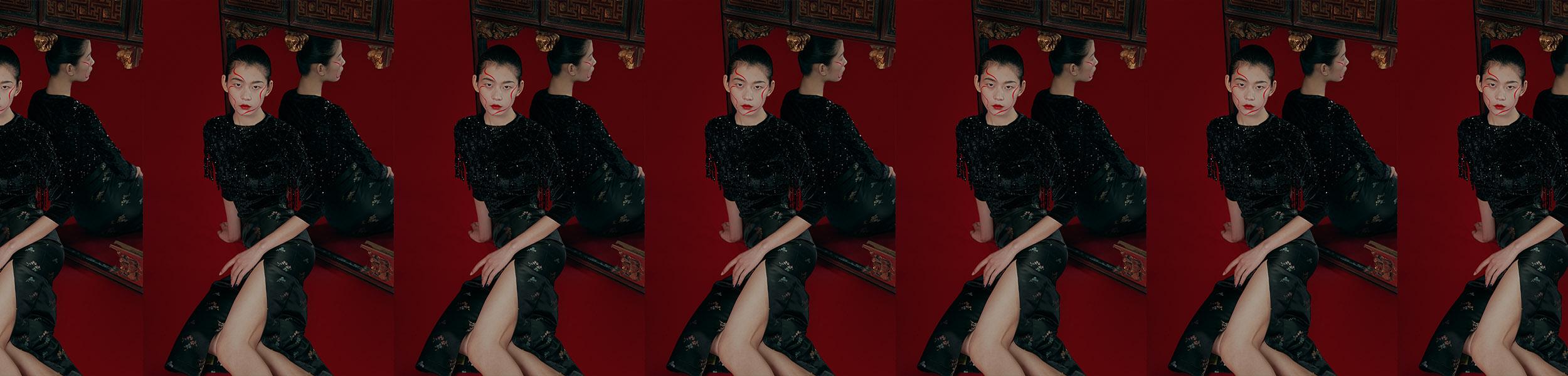 Irina Liu by WUL Magazine