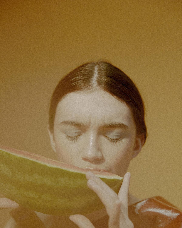 Weronika Szustak by WUL Magazine