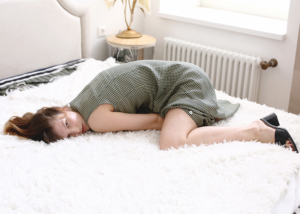 Anastacia Belyaeva Marina Ulyanova by WUL Magazine