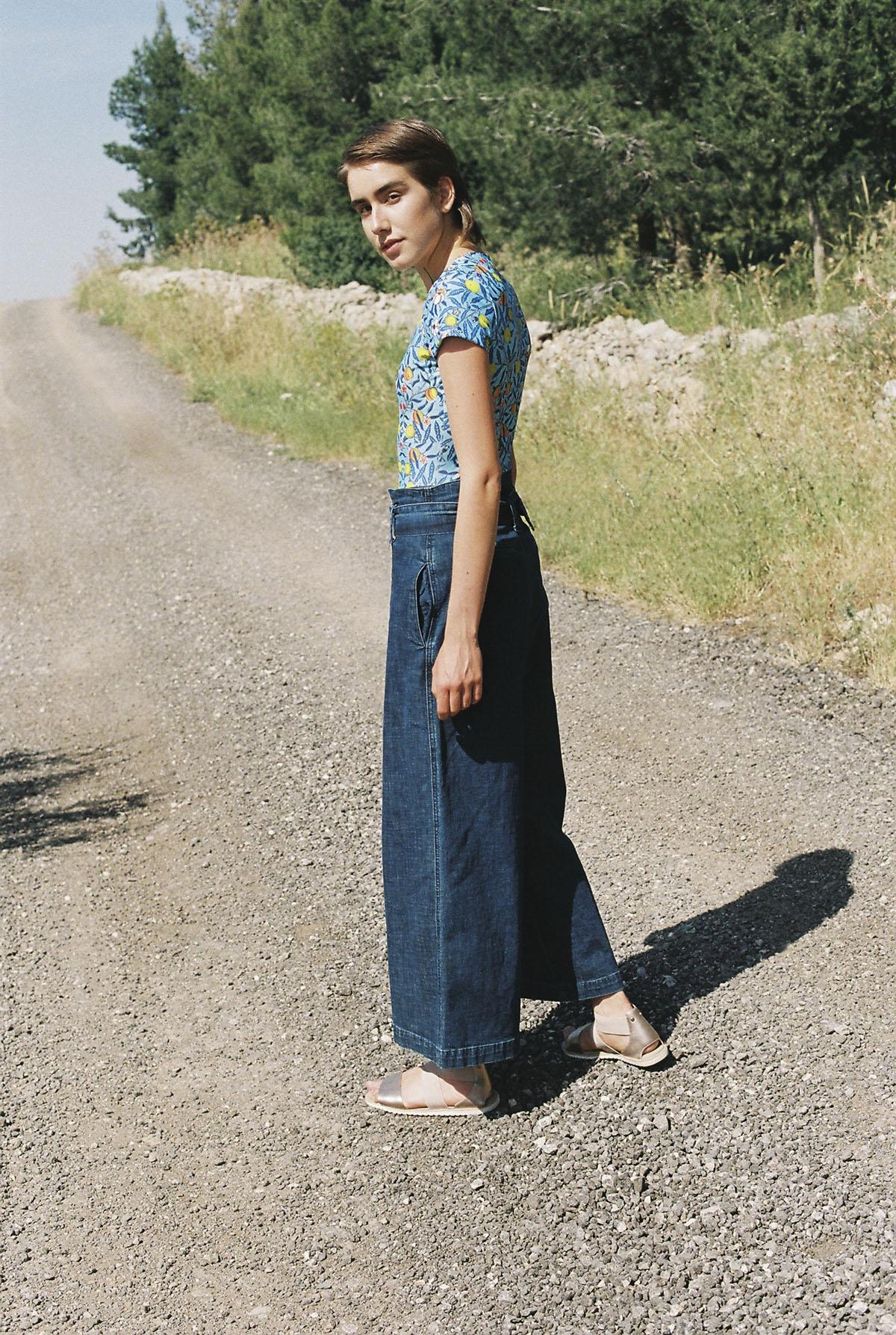 Photography by   Merav Ben Loulou     Fashion by   Ksenya Filkov     MUA   Roza Shwartsman     Talent   Sharon Strimban