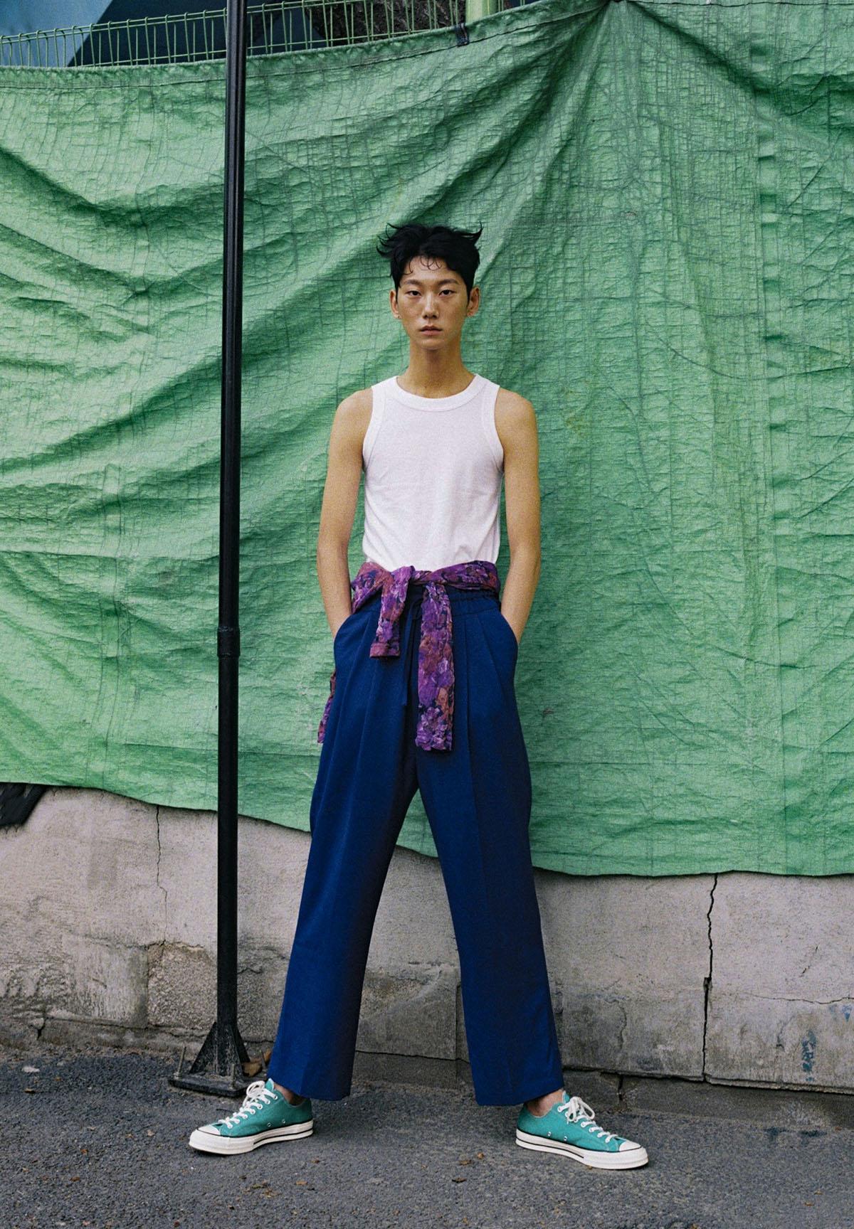 Choi Gyeongmin by WUL Magazine