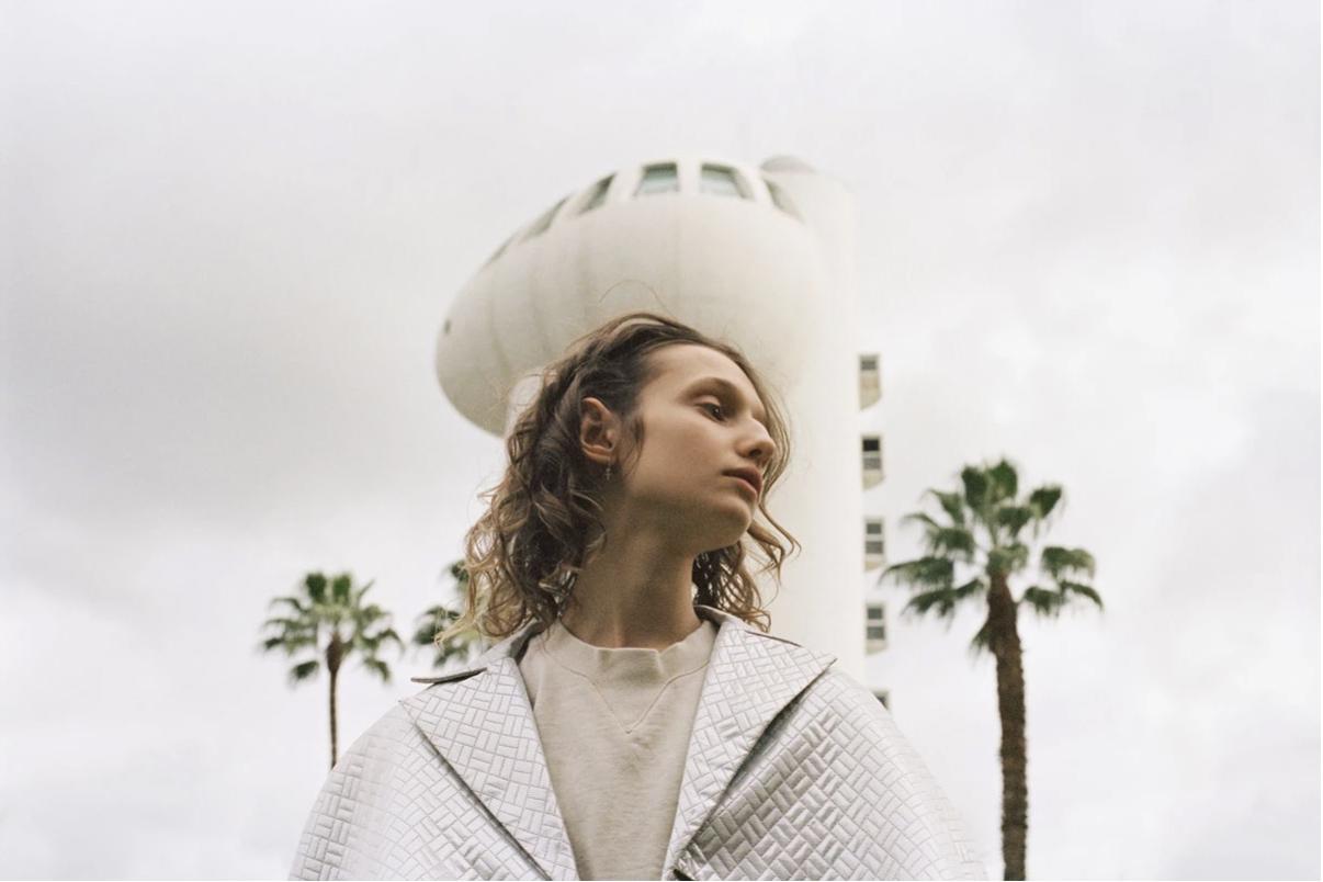 Lena Pogrebnaya by WUL Magazine