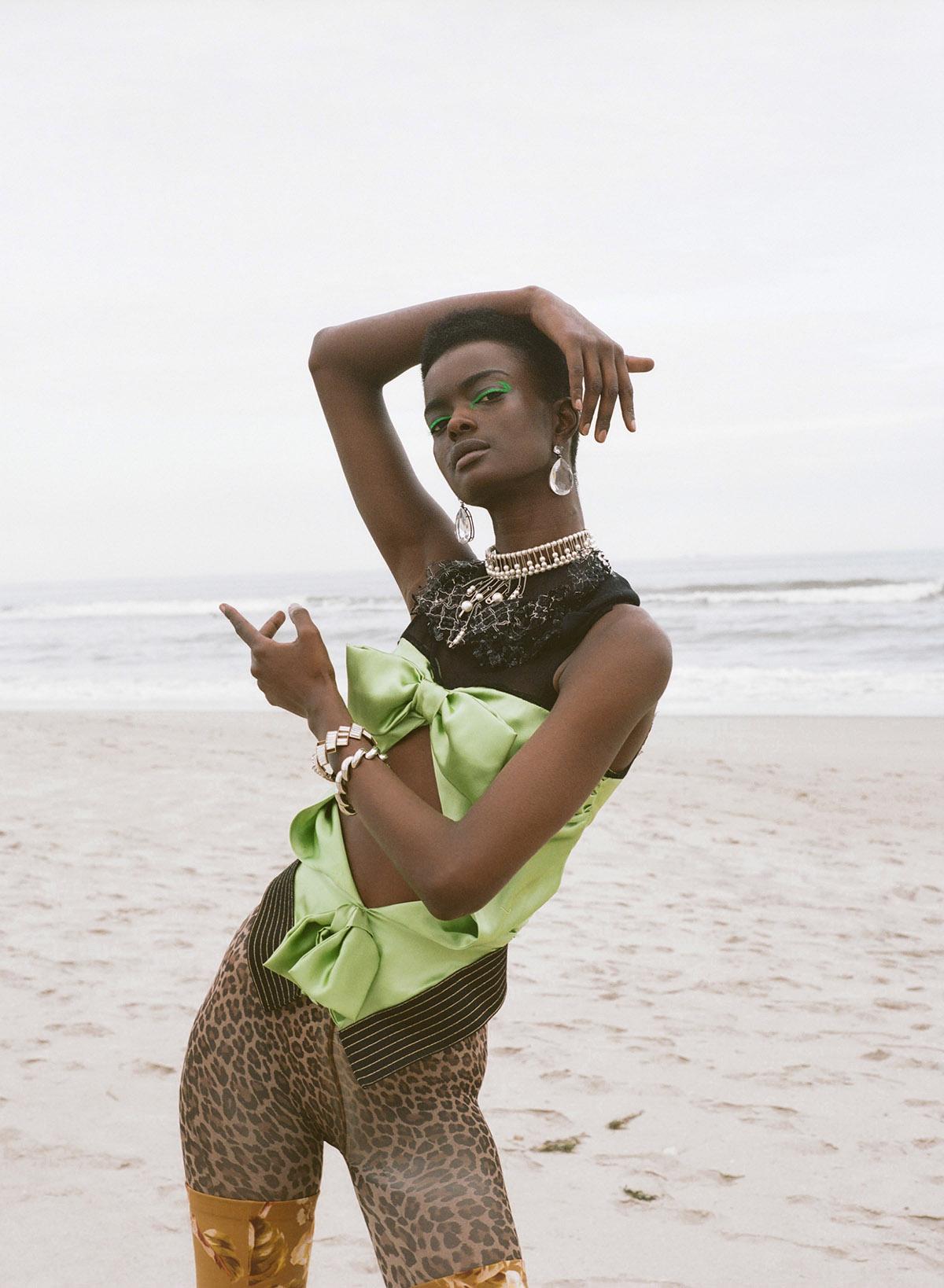 Photography by   Travis Matthews   Style   Jahulie Elizalde     MUA     Christyna Kay     Model     Adau M