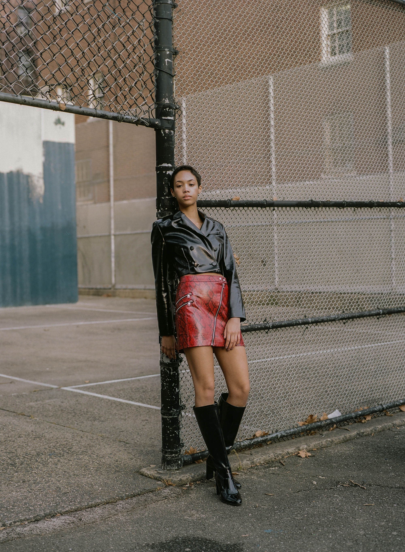 Photography by   Travis Matthews   Styling   Natasha Tata     Talent   Ariana Simone