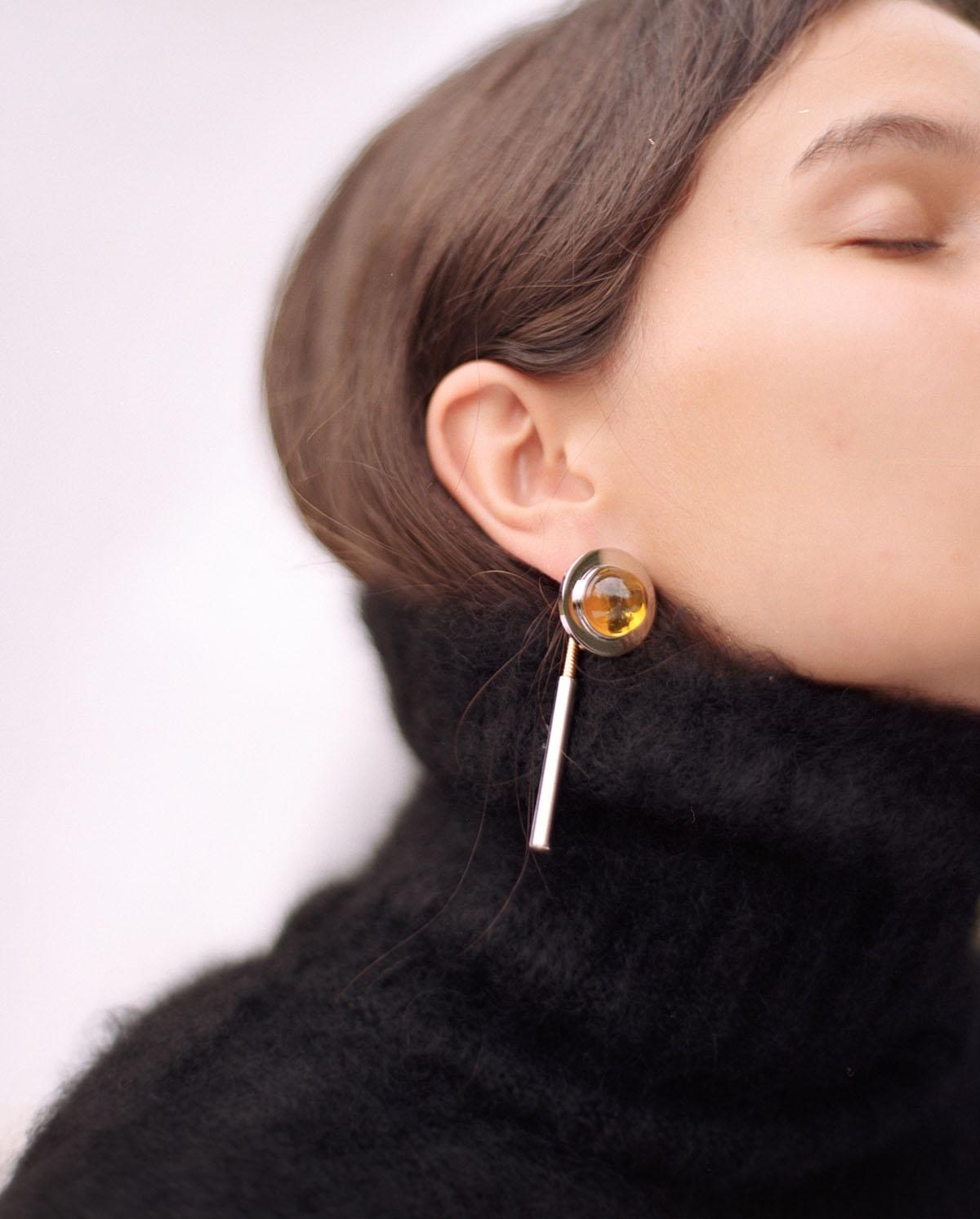 Top  Philosophy  Earrings  Marni  Sweater  N21