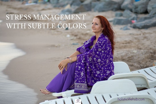 Stress-management with subtle colors is an easy, efficient mental training technique, with immediate results. Get stress-free with it in a few minutes. Enjoy your life to the fullest. Learn how to always be on your optimal level, because you are worth living a stress-free life. Every single day!
