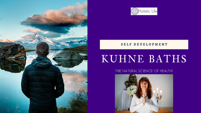 Louis Kuhne (1835-1901) is a German naturopath who devised and successfully practiced the friction sitz bath (considered the father of detox bath), in order to improve the detoxification function of the body by stimulating the lower abdomen.  I present to you some of the simple methods , which you can practice in order to detox your body in the most natural way.