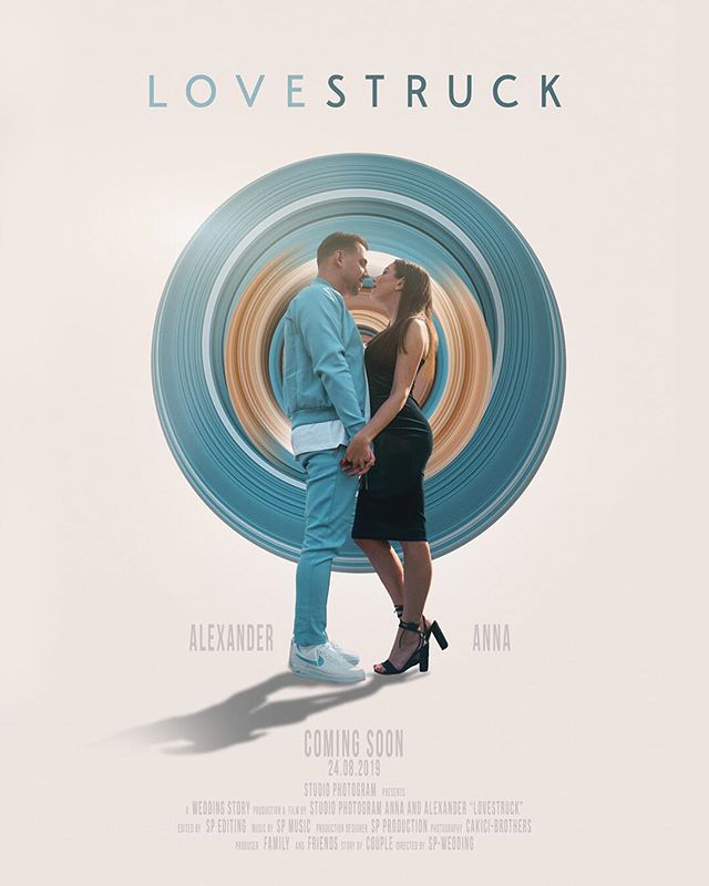 This movie will hit in your heart by the emotion of true love. Coming soon!  Check out our other movie poster designs  https://www.studio-photogram.com/save-the-date-film-poster . . . . . #lovestruck #movieposter #posterdesign #weddingposter #savethedate #savethedateposter #weddingideas #weddinginspiration #studiophotogram  #hochzeitsfotograf #gelsenkirchen #gelsenkirchenwedding