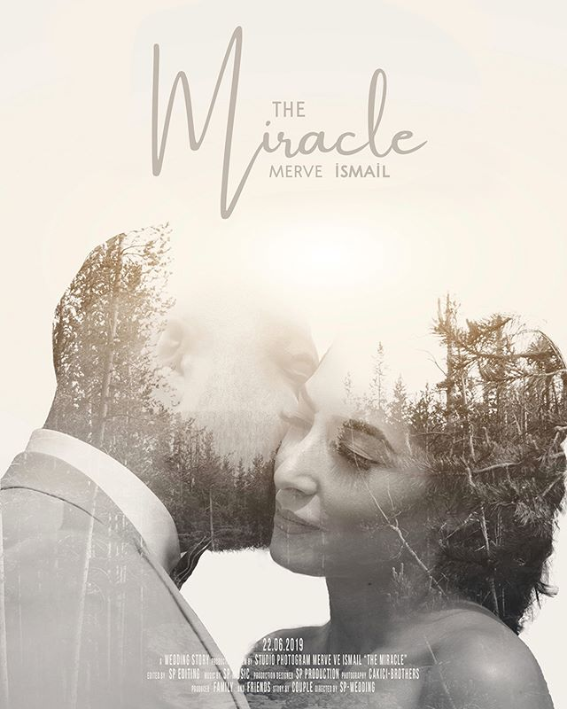 Where there is great love there are always miracles. Coming soon! Check out our other movie poster designs https://www.studio-photogram.com/save-the-date-film-poster . . . . . #miracle #movieposter #posterdesign #weddingposter #savethedate #savethedateposter #weddingideas #weddinginspiration #studiophotogram #hochzeitsfotograf #gelsenkirchen #gelsenkirchenwedding #bridetobe2019 #doubleexposure