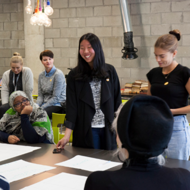 EMMA, Espoo Museum of Modern Art - Art and Creative Tech Hackathon for youth (Spring 2017, Espoo, Finland)