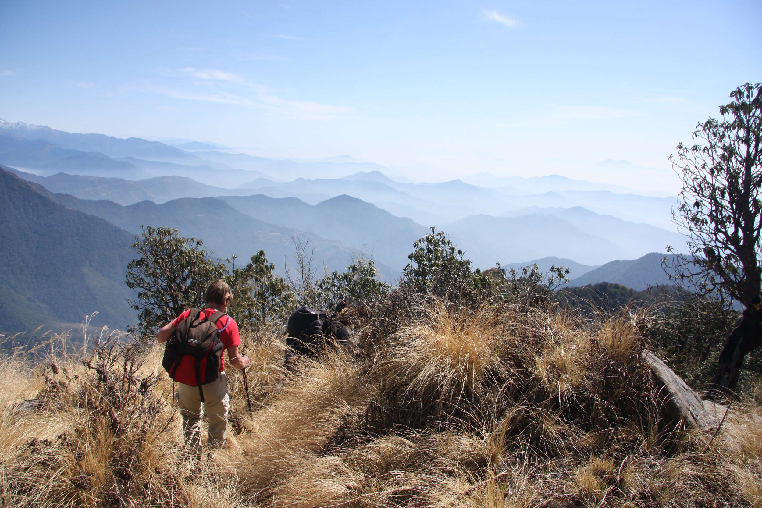 February 2018 - I found the trek inspiring, fun and totally enjoyable. Thanks again for giving me such a memorable time in Nepal.Rachel