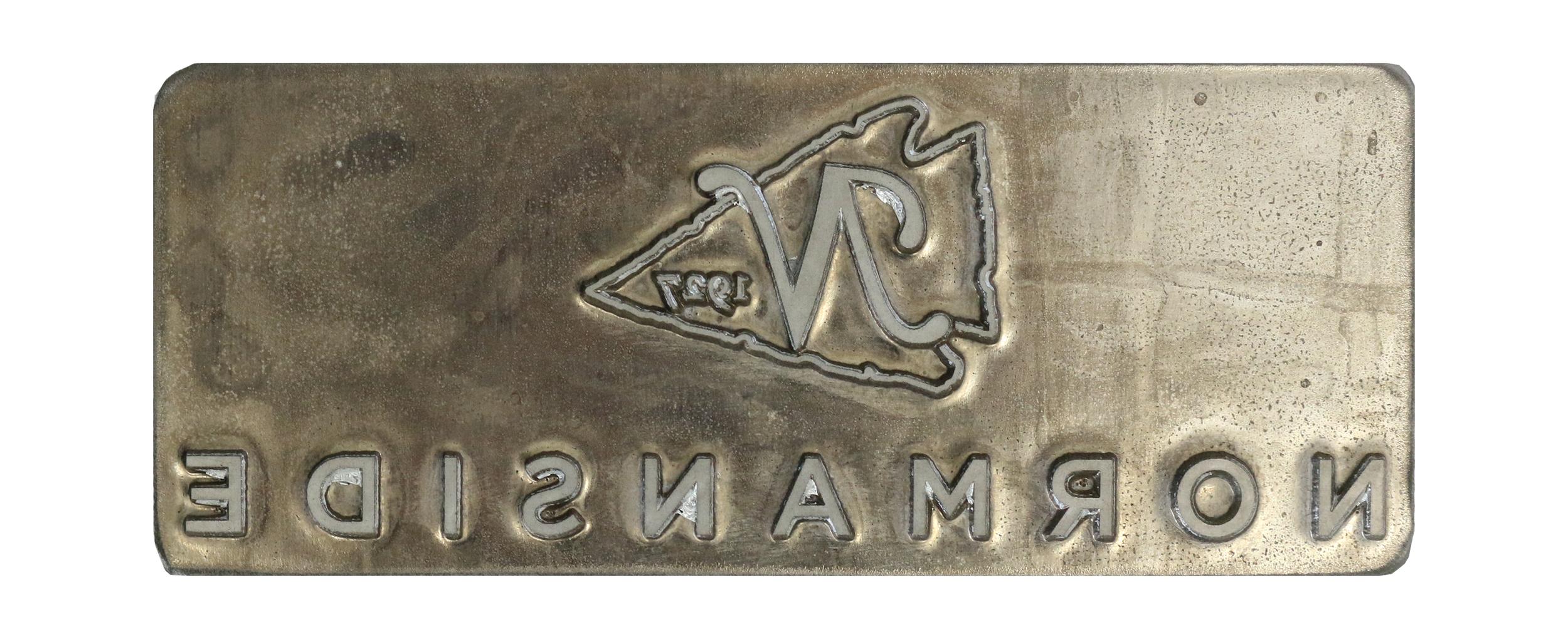 Metal die plate