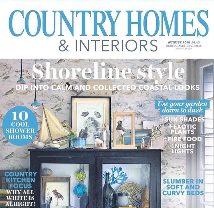 County Homes & Interiors Magazine - August 2018