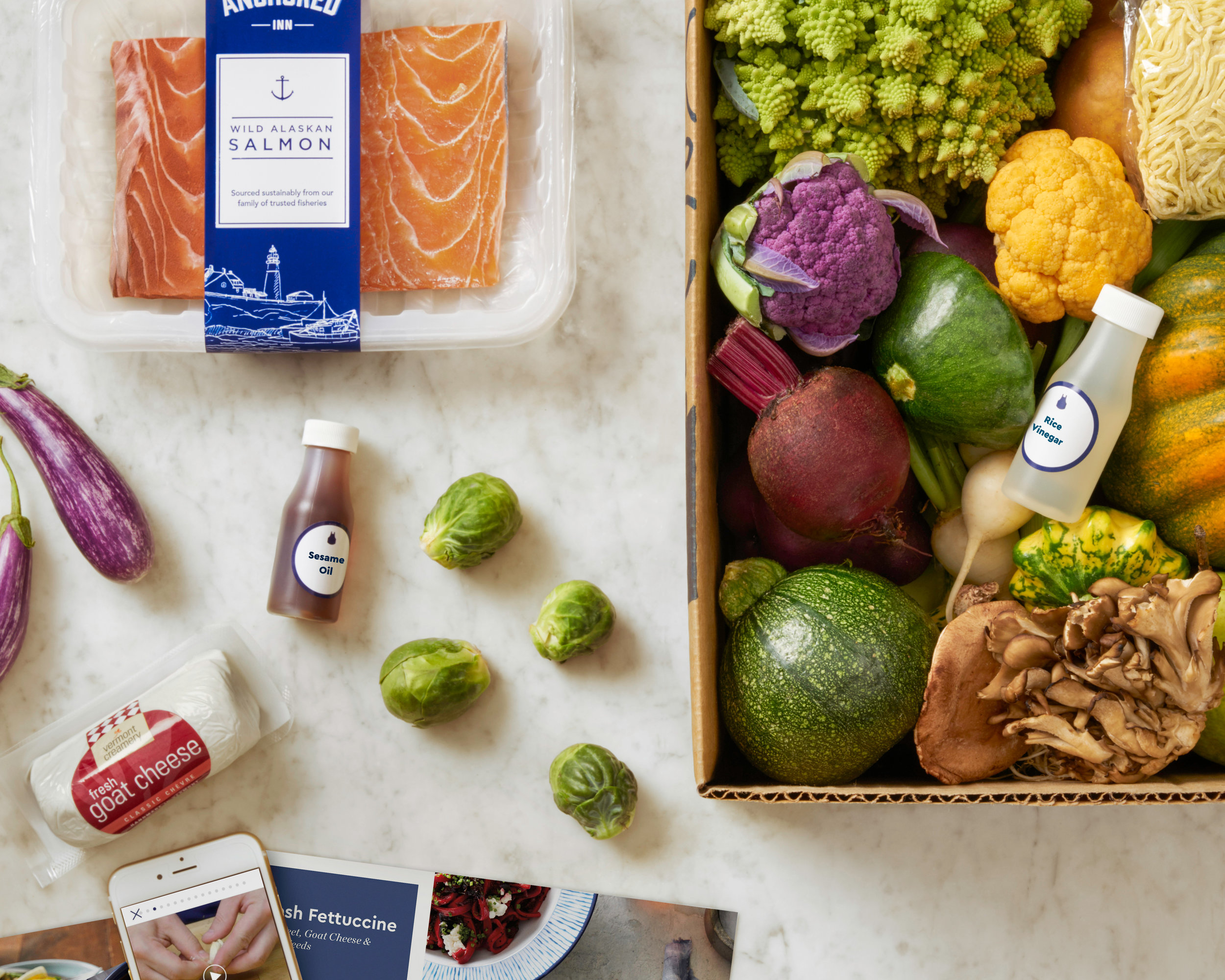 Photo: Blue Apron