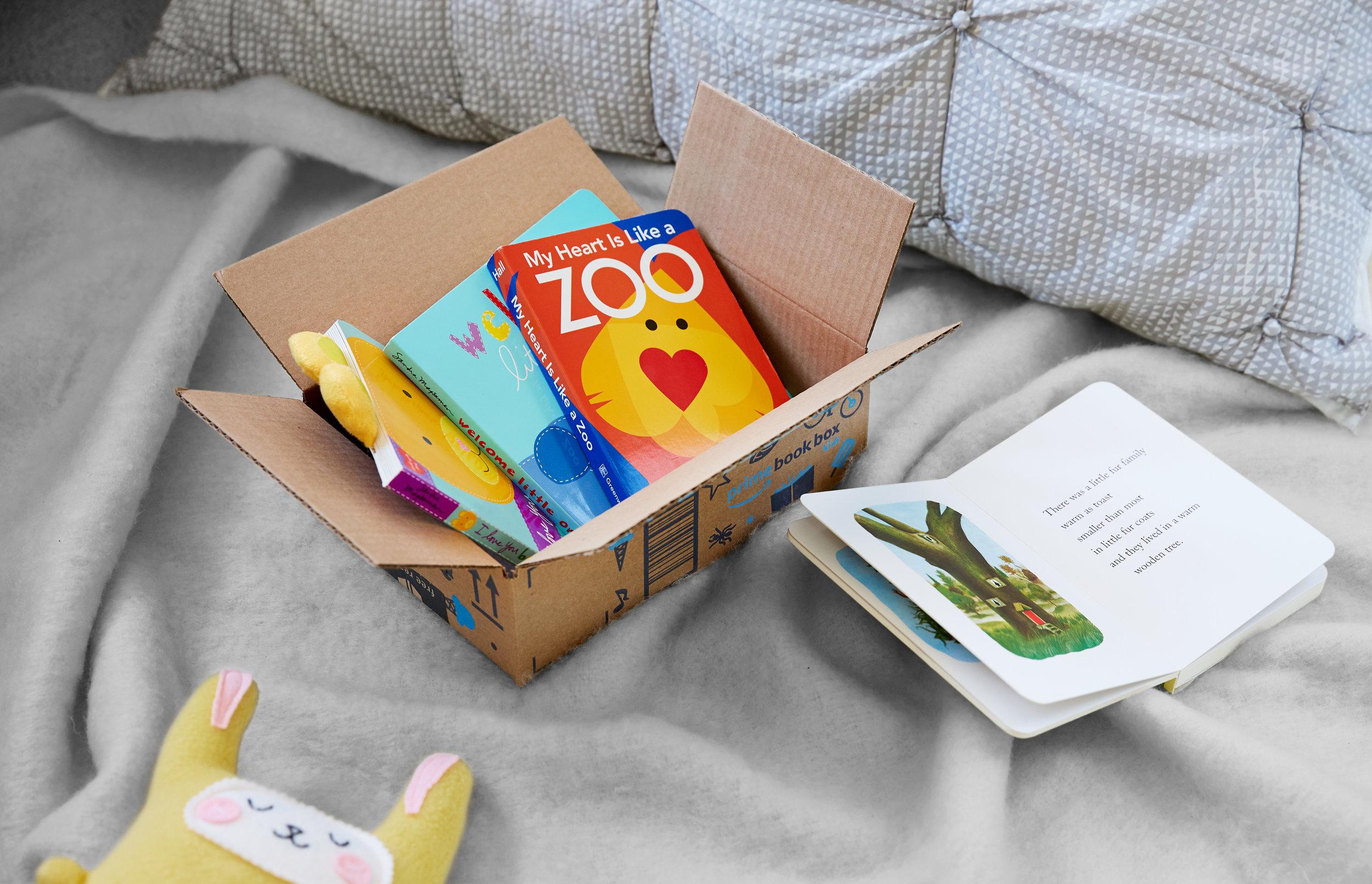 Photo: Prime Book Box
