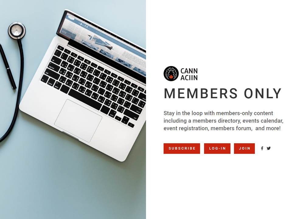 """1. Navigate to Members Only section in the header at the top of the homepage. Click on """"Log-In""""."""