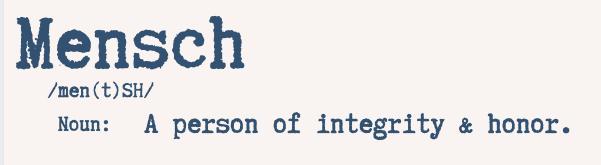 Mensch definition.png