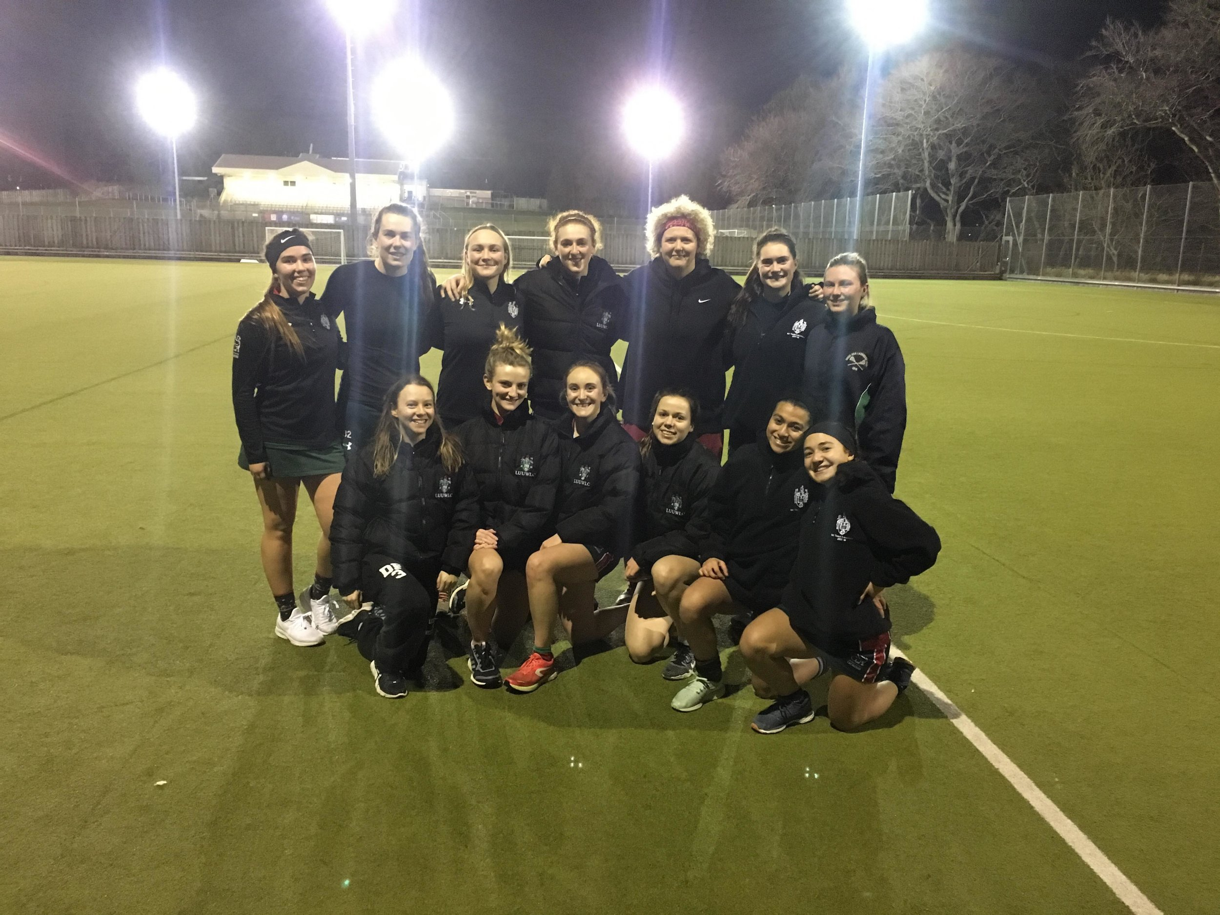 Quarter finals here we come… - A huge congrats to our first team for making it through to the quarter-finals of the cup tournament. The 14 hours on the coach to Aberdeen were definitely worth it to secure a 15-5 win!!!