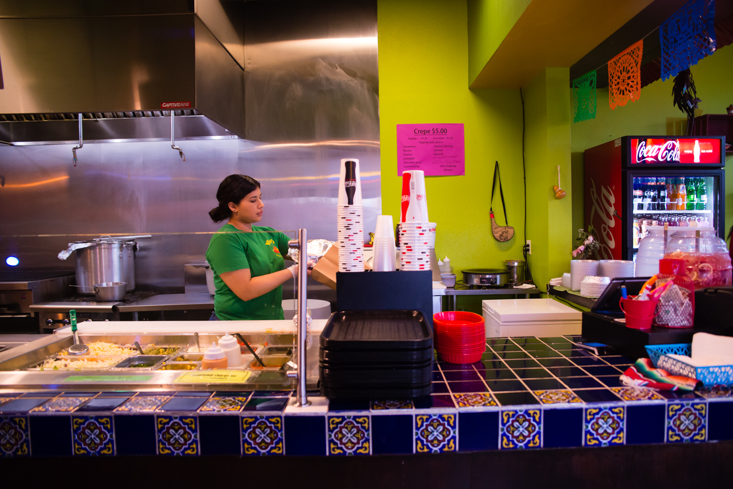 Where toEat - -Nino's Mexican Grill-Pepp'rmint Stick Drive In