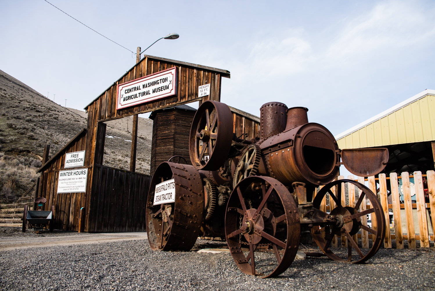 Where to Learn - -Central Washington Agricultural Museum-Olde Yakima Letterpress Museum