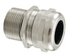 Ex-e Nickel Plated Brass & Stainless Steel Glands