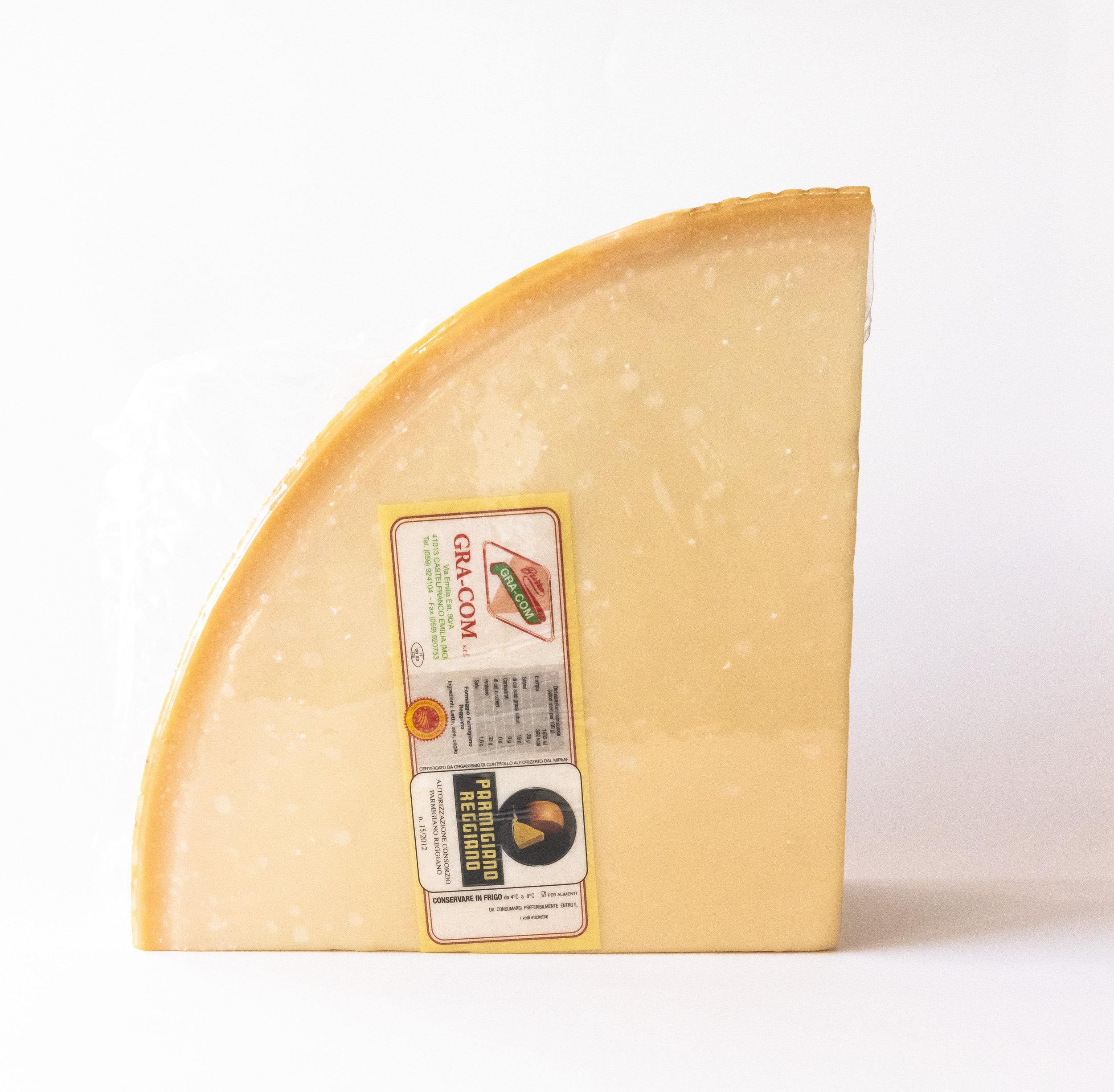 Parmigiano Reggiano DOP Zanasi 4KG -