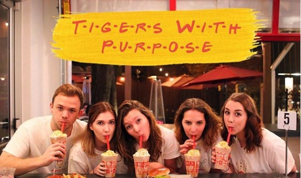 Tigers With Purpose