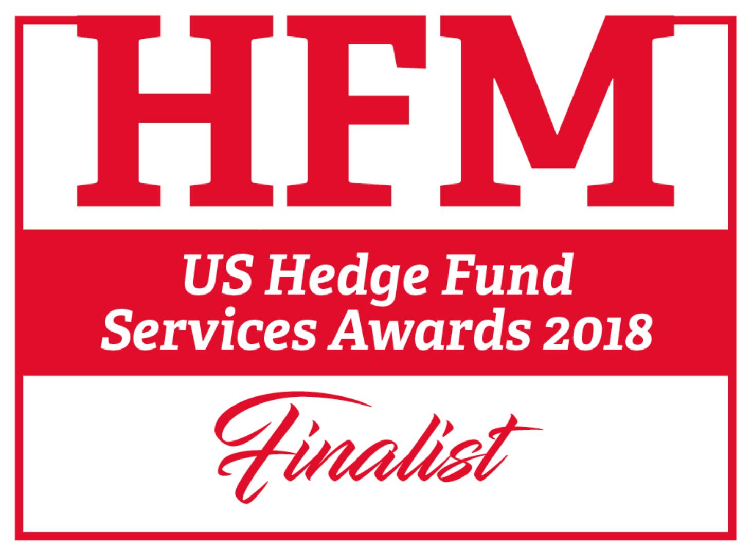 HFM Award Finalist 2018