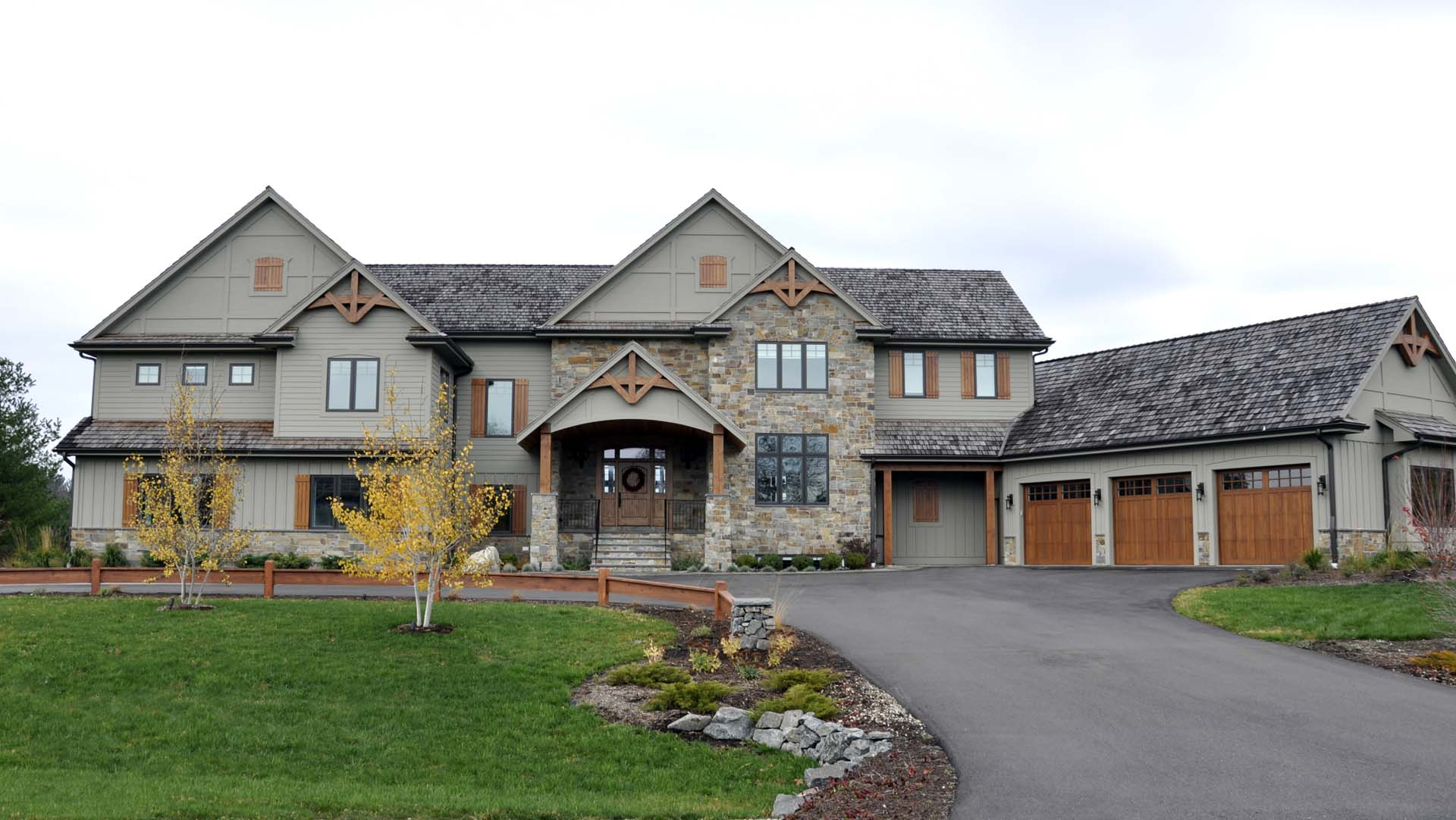 Lake Country Friends Central - Custom Home