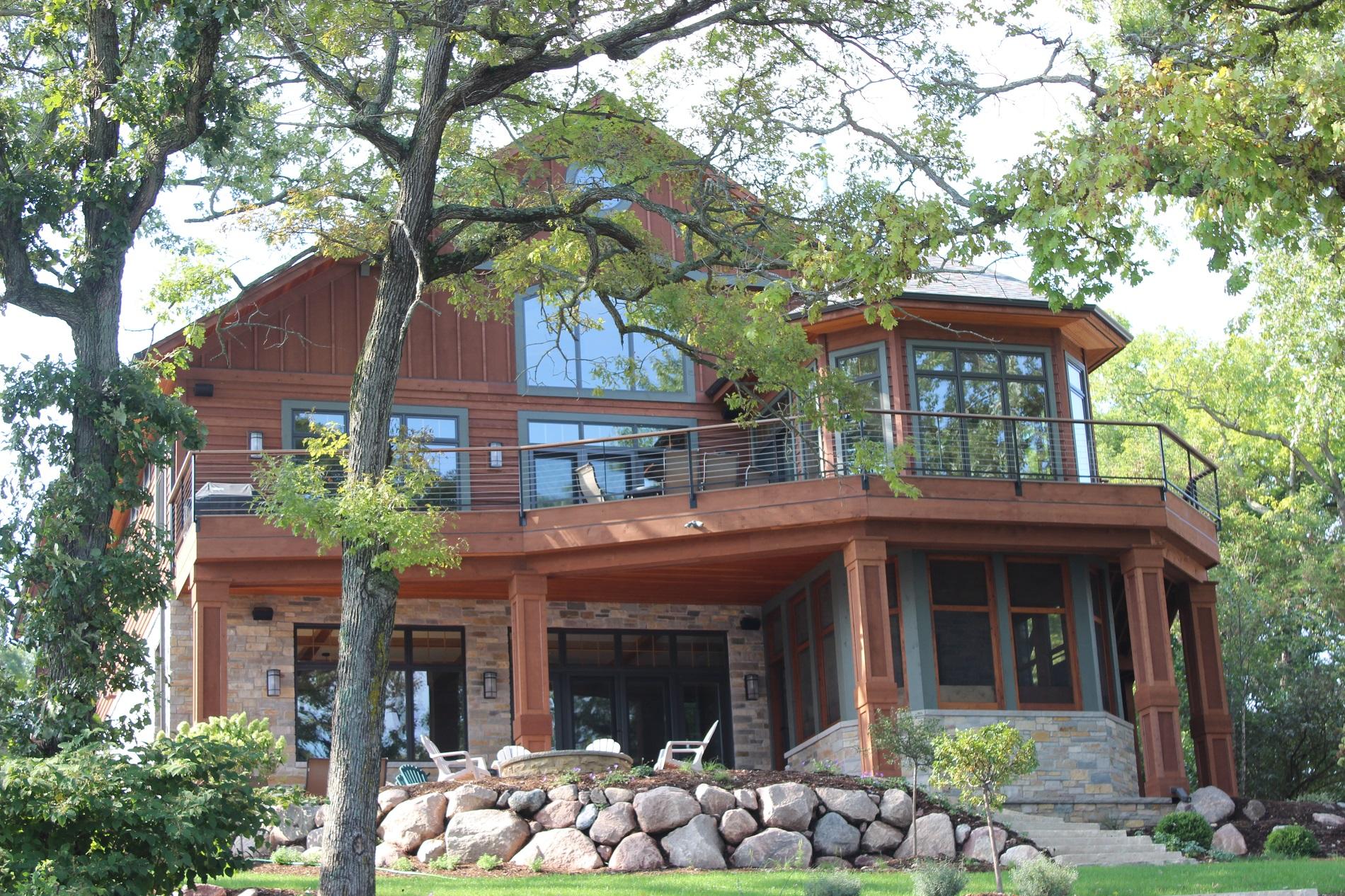 Lake Beulah Retreat - Custom Home