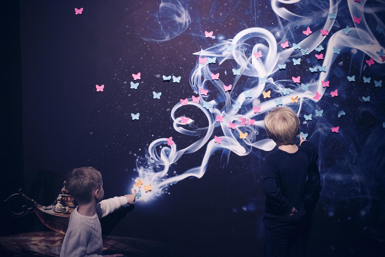 Barnas museum - Les mer om våre aktiviteter for barn.