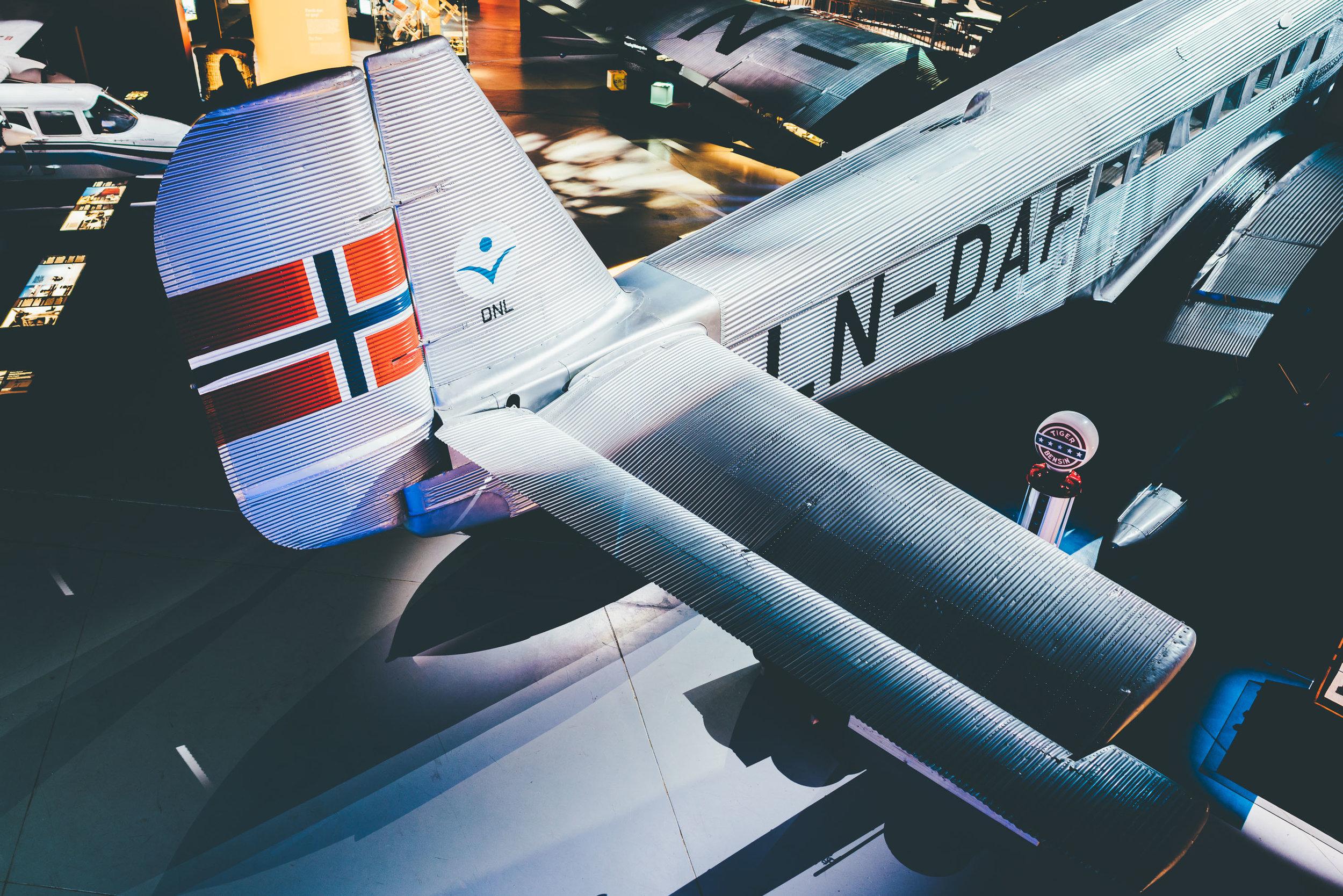 Norsk Luftfartsmuseum -