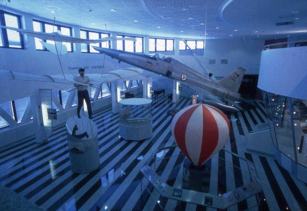 Rotunden på museet