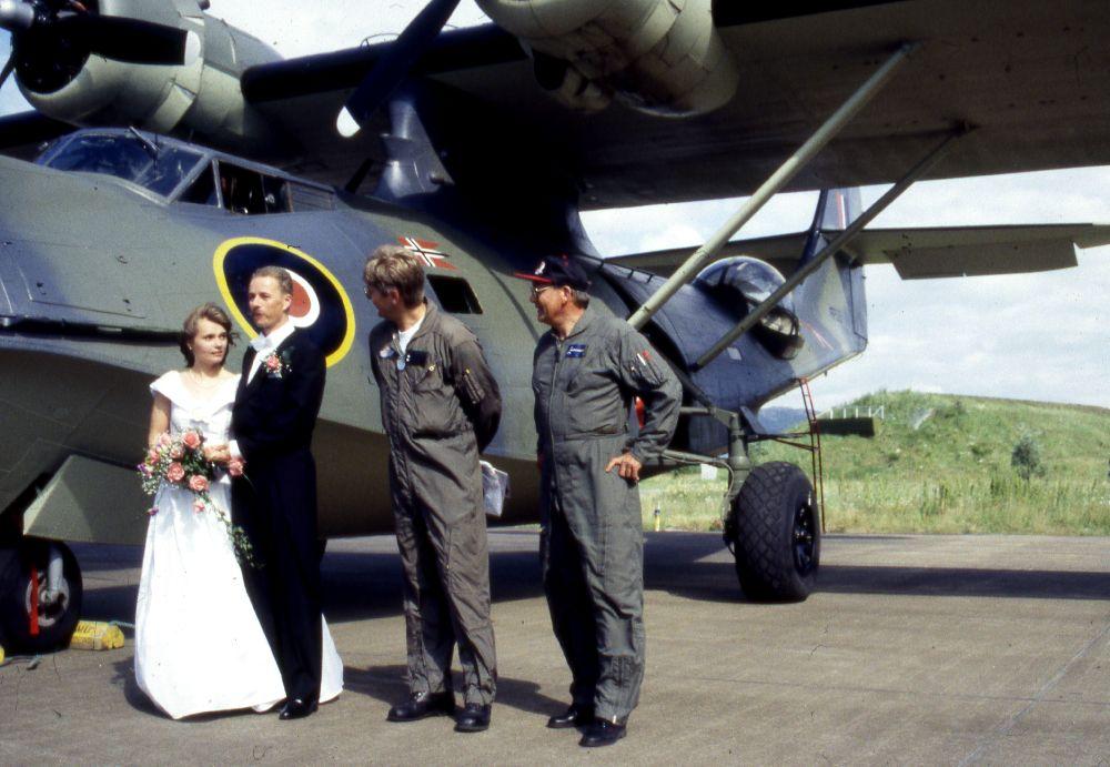 Store begivenheter - bryllup på museet