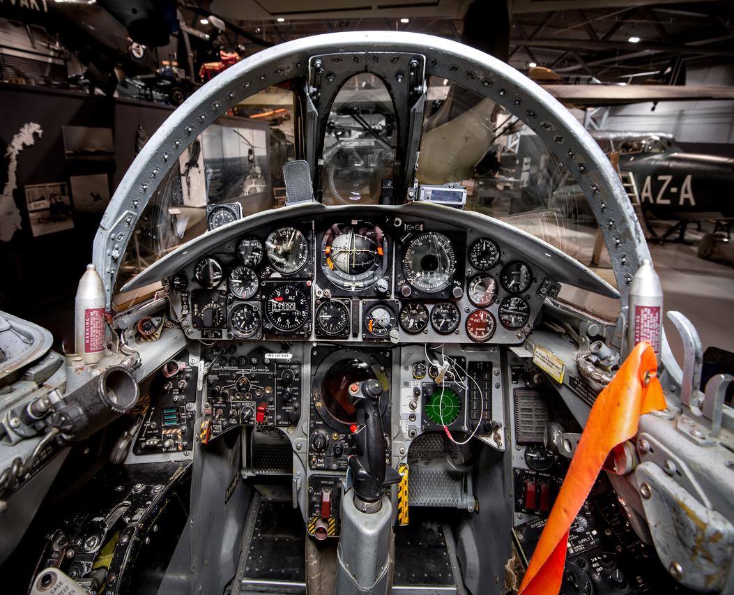 Mer om Starfighteren -