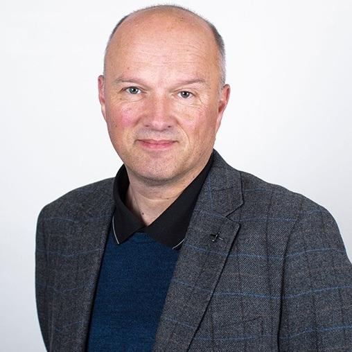 Karl L. Kleve, historiker på Norsk Luftfartsmuseum