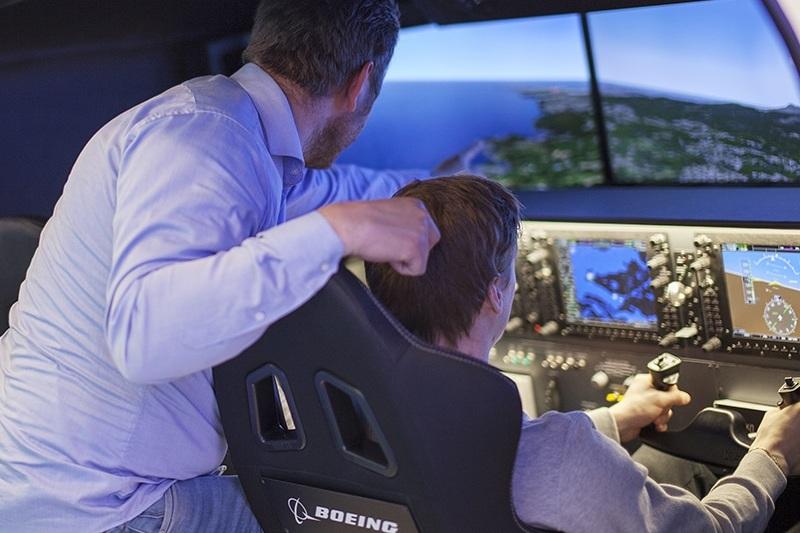 Flysimulator -