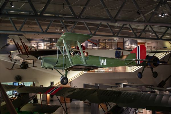 De Havilland DH.82 Tiger Moth -
